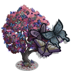Dark Butterfly Tree-icon