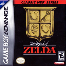 Classic NES Series The Legend of Zelda (NA)