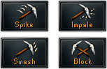 CombatStyles Pickaxes