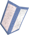 Training shield detail