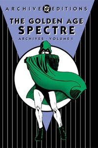 Golden Age Spectre Archives Vol 1 1