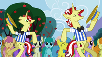 Flim and Flam dancing S2E15
