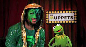 Germany-DieMuppetsPromotion-Kermit&amp;Marsimoto-(2012)