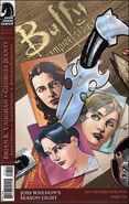 Buffy the Vampire Slayer Season Eight Vol 1 8-B