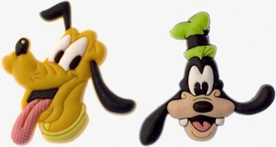 Pluto Goofy 98810