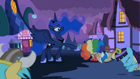 Princess Luna well... S2E4