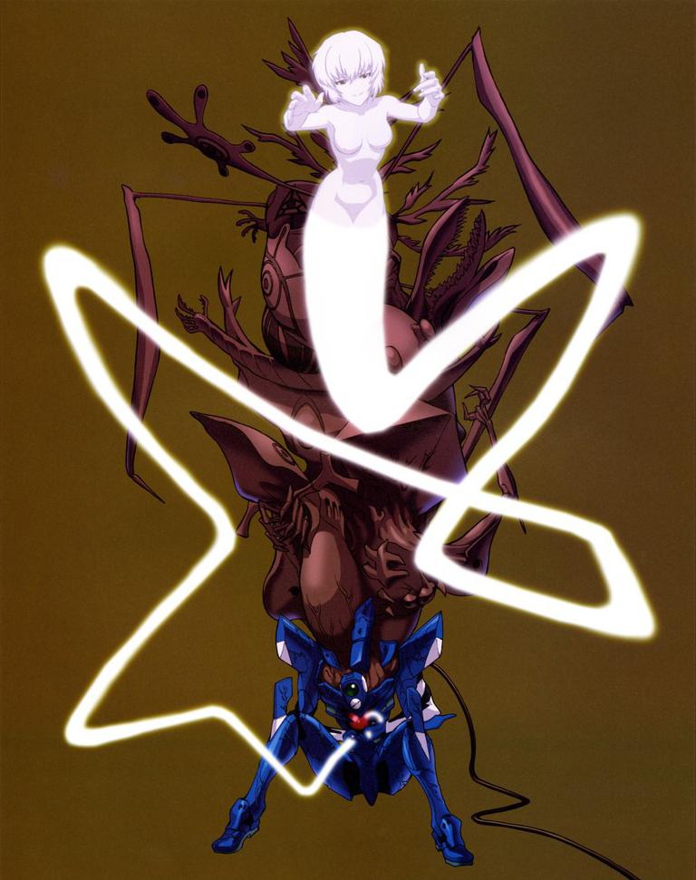 Neon genesis evangelion armisael - photo#1