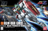 Rgm-86r gm 3 boxart