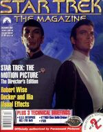 Star Trek The Magazine volume 2 issue 8 cover 2
