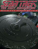 The Official Star Trek The Next Generation Build the Enterprise-D issue 3 magazine