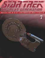 The Official Star Trek The Next Generation Build the Enterprise-D issue 7 magazine