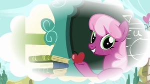 Cheerilee dream bubble 1 S2E17