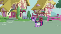 Twilight Sparkle is displeased S2E17