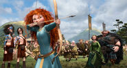 Brave Merida Bow competition