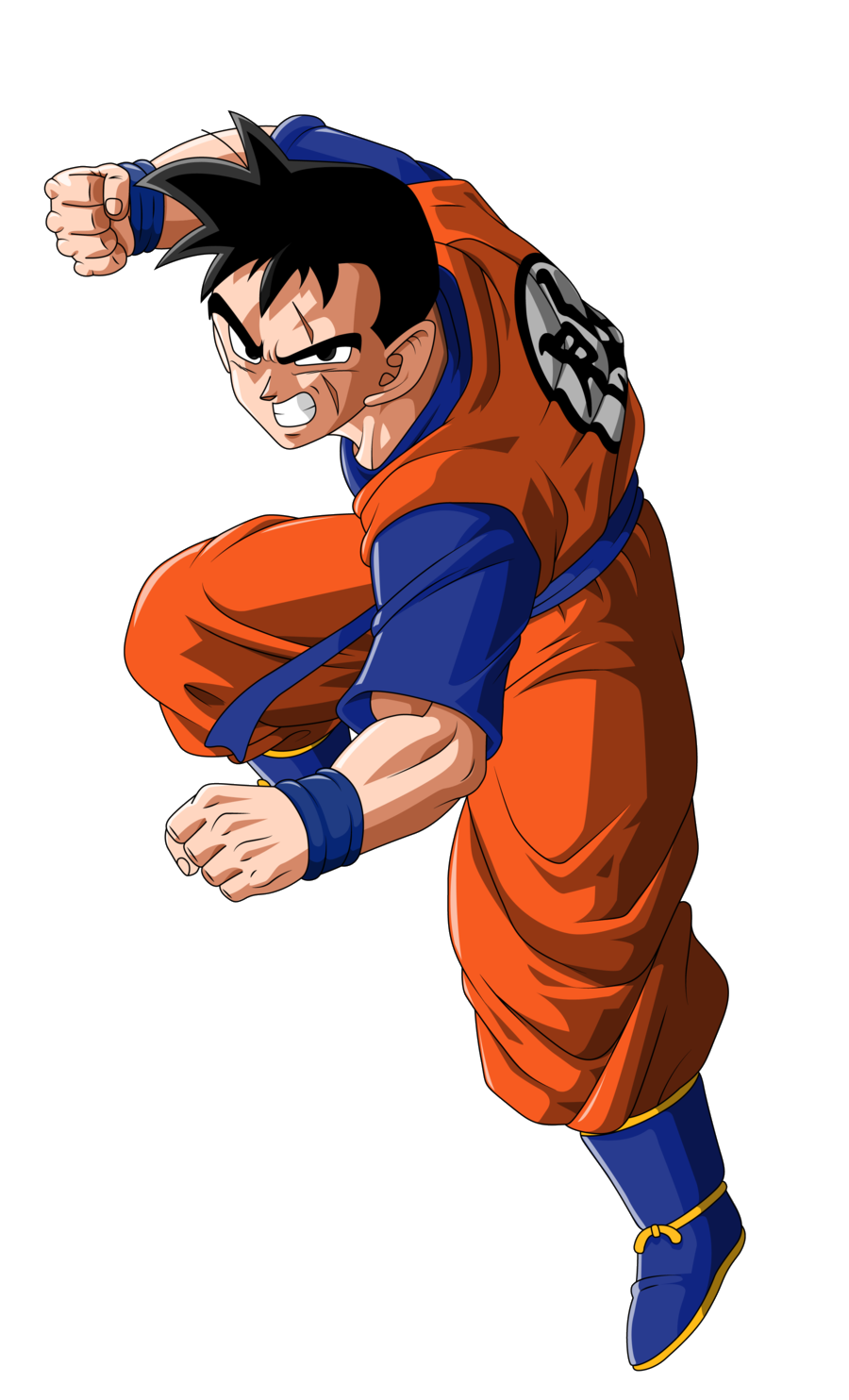 Gohan futuro alternativo dragon ball wiki - Dragon ball z gohan images ...