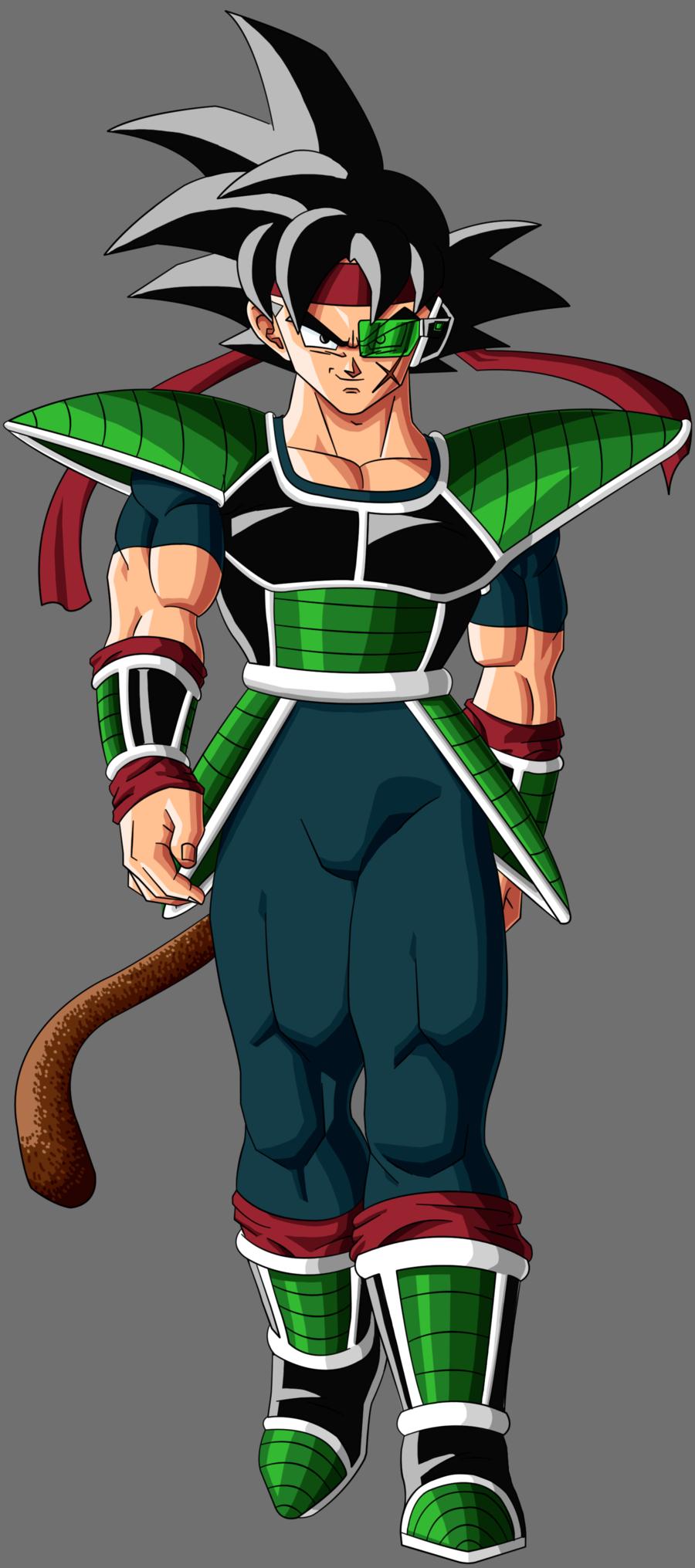 Bardock (Techno) - Ultra Dragon Ball Wiki Bardock
