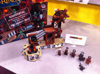 LEGO ORC FORGE