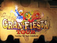 Gran Fiesta Tour at Epcot