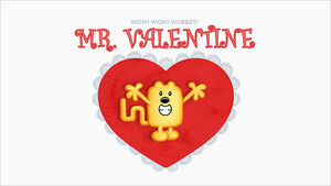 Mr. Valentine