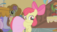 Apple Bloom &quot;I have my cutie mark&quot; S1E12