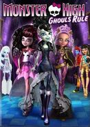 Ghouls Rule - DVD cover