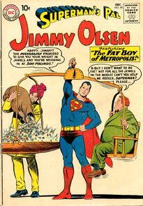 Supermans Pal Jimmy Olsen 049