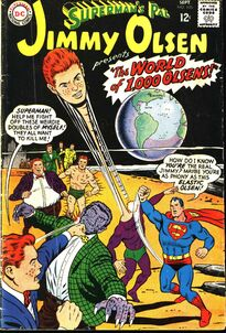 Supermans Pal Jimmy Olsen 105