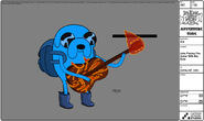 Modelsheet jake playingfireguitar withbigeyes