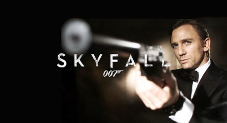SKYFALL – 007 James Bond 2012 Trailer