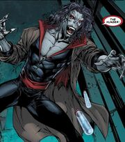 Michael Morbius (Earth-616) from Amazing Spider-Man Vol 1 679.1