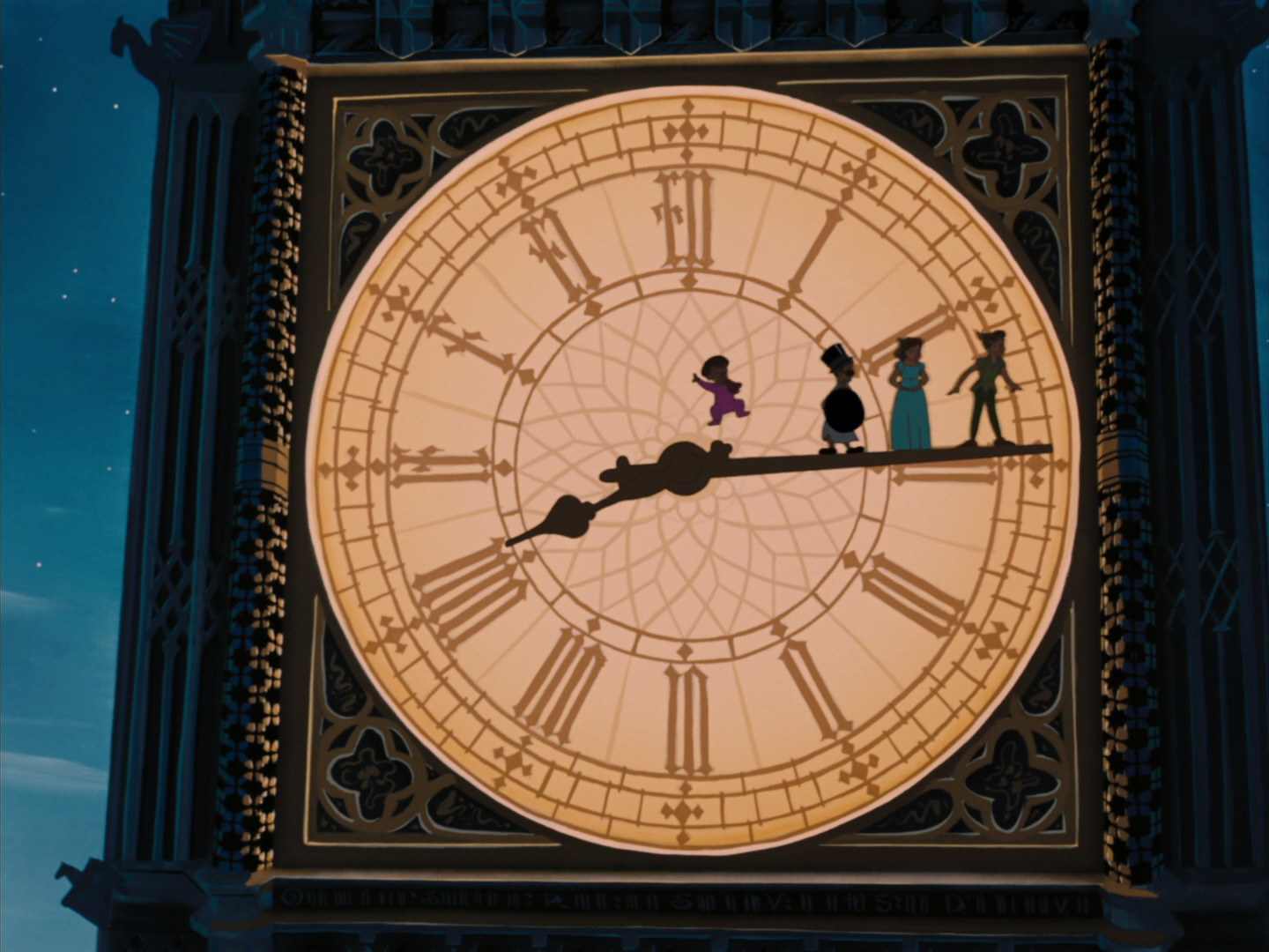 Peter Pan Big Ben