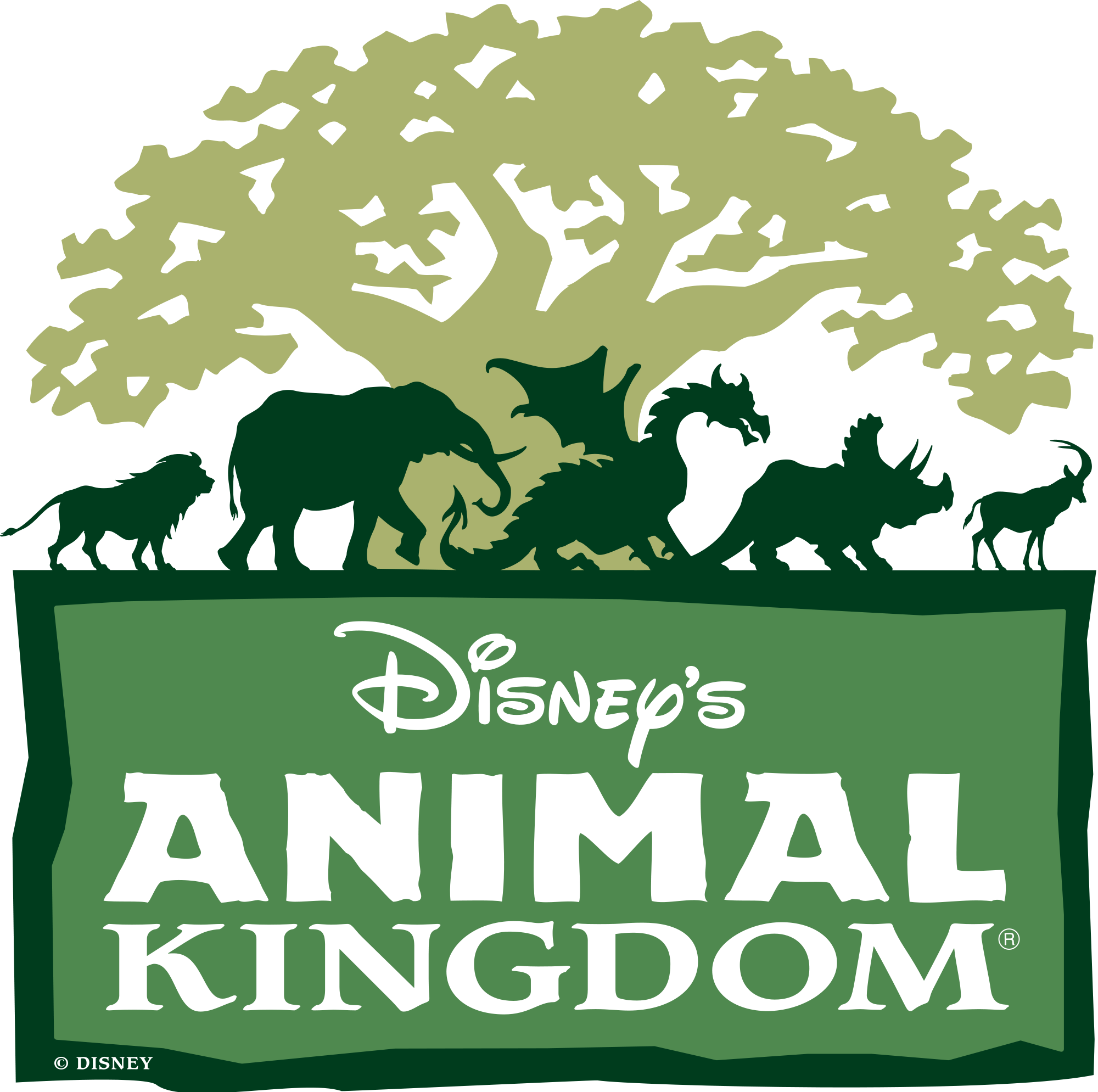 Disney&#39;s Animal Kingdom logo