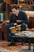 The Werewolf Transformation Sheldon plays the bongos