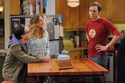 The werewolf transformation sheldon, leonard and penny