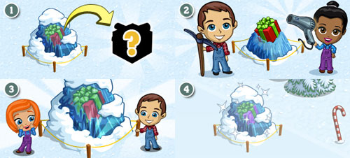 Snow Treasures-info