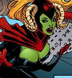 Lilly Hollister (Earth-616) from Amazing Spider-Man Vol 1 599