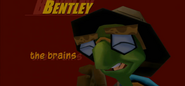Bentely the brains