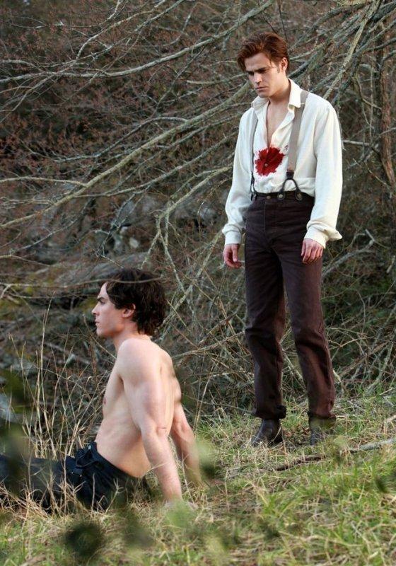 Episode 1x20 : Frères de sang - Wiki Vampire Diaries France