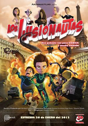 Los Ilusionautas [2012] [Dvdrip] [Latino] [1 Link]