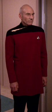 Starfleet dress uniform, 2368