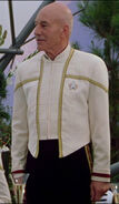 Starfleet captain&#39;s dress uniform, 2379