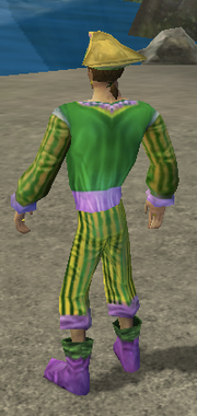 Mardi Gras Outfit Complete (Male)
