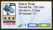 Fairy Tree Market Info