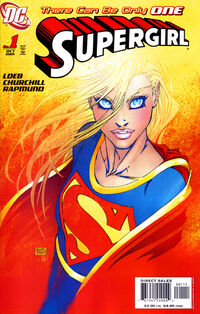 Supergirl 2005 01