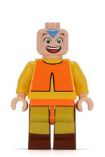 LEGO Aang