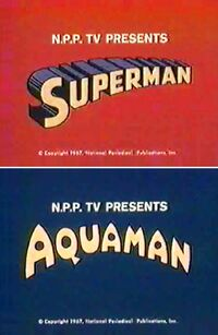 Superman-Aquaman