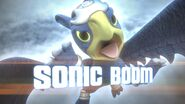 Sonic Boom Trailer