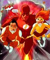Flash Wally West 0092