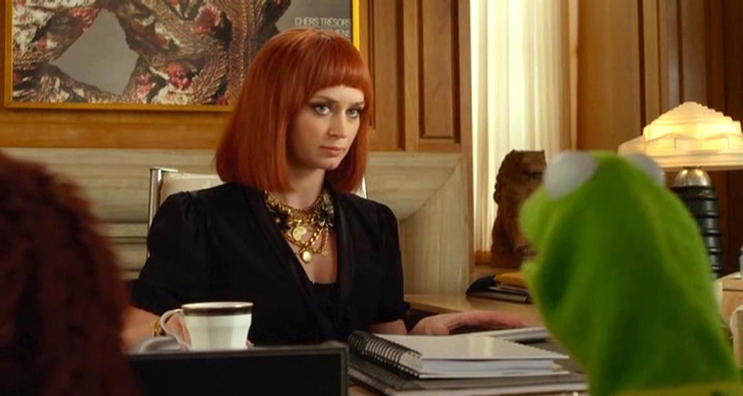 Emily Blunt - Muppet Wiki
