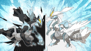 Kyurem Formes